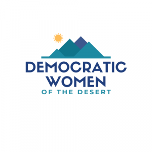 Democratic Women of the Desert Logo